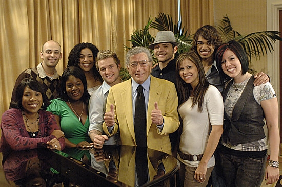 """American Idol"": The Final Nine Try the Classics"