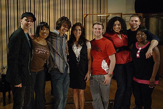 """American Idol"": Not Much Twang in Country Night"