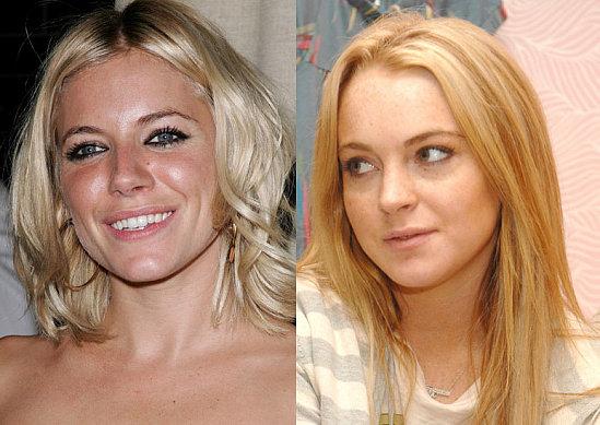 Sienna Miller Replaces Lindsay Lohan in Movie