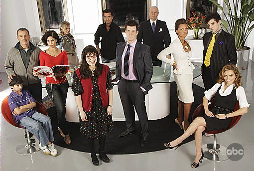 "Would You Watch a Musical ""Ugly Betty""?"