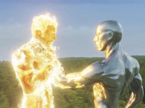 Box Office: Silver Surfer Rides to No. 1