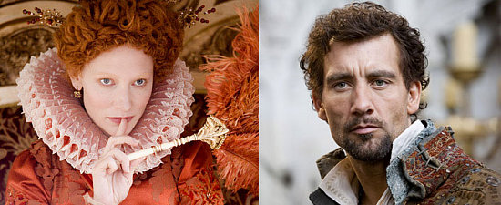 Cate Blanchett, Clive Owen in Elizabeth: The Golden Age