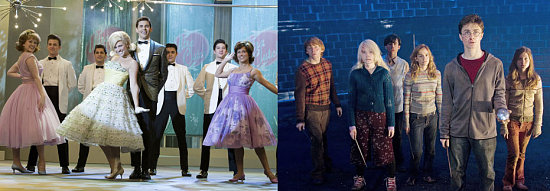 Which Will Be No. 1 at the Box Office: Hairspray or Harry Potter?