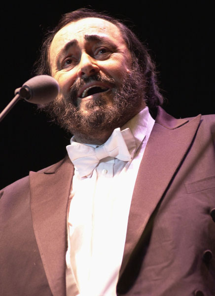 Rest In Peace, Luciano Pavarotti