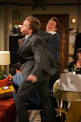 """Music Video: Marshall Eriksen, """"You Just Got Slapped"""" (from How I Met Your Mother)"""