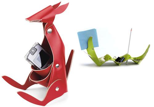 Love It or Leave It? Amigo Leather Desk Accessories
