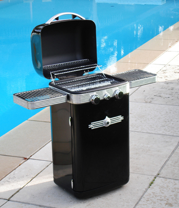 Love It or Leave It? MP3 Playing BBQ Set