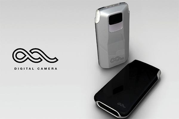 Axis: Cell Phone Like Digital Camera