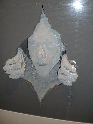 'Art Of The Brick' Exhibit Explores LEGOS