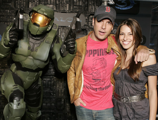 Hollywood Gets A Sneak Peek Of Halo 3