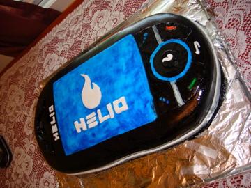 Edible Geek: Helio Ocean Cake