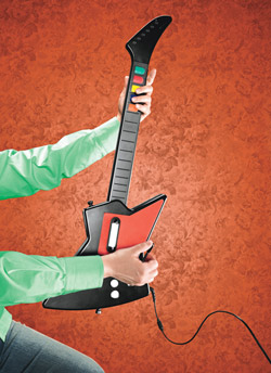 How To Rock Out With Guitar Hero