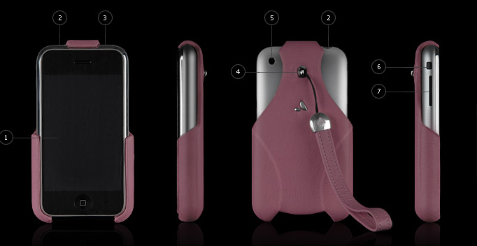 The iPhone i-volution Lady Holster
