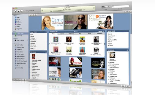 Geek Tip: Fast and Easy iTunes Shortcuts