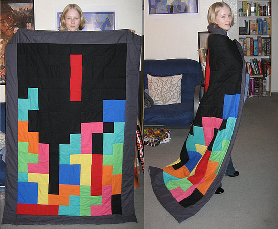 Tetris Quilt: Love It or Leave It?