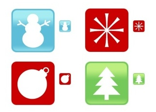 Download of the Day: Winter Wonderland Icons
