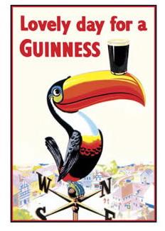 Pour Me a Guinness