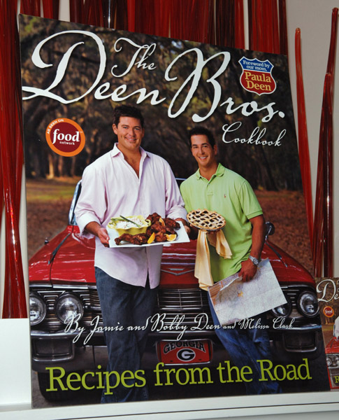 The Deen Family Keeps Busy With New Books