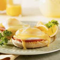 Monday's Leftovers: Cheatin' Eggs Benedict