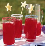 Happy Hour: Raspberry Lemonade