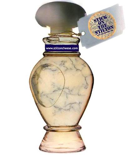 Stilton Cheesemakers Announce Eau de Stilton Perfume