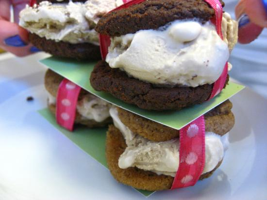 Summer of Sandwiches: Crave Treats and Coffee Ice Cream