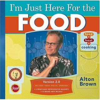 Summer Reading: I'm Just Here For The Food