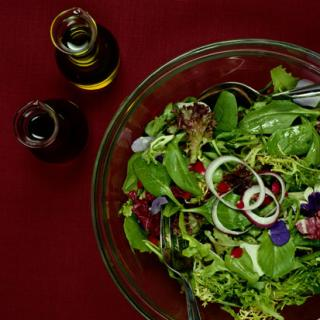 Do You Order Your Dressing Tossed or On The Side?