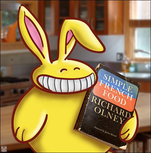 You Showed Us Your Cookbooks!