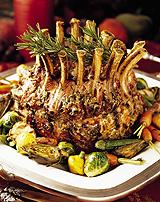 Sunday BBQ: Crown Roast of Pork