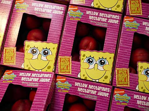 What Do You Think Of SpongeBob Fruit?