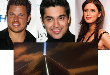 Three's Company: Wilmer, Nick and Nicky