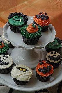 Cupcake of the Week: Ghastly Halloween!