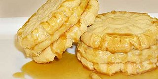 Peanut Butter + Banana = Delicious Cookies