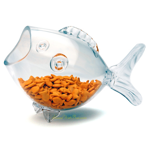 Goldfish Candy Dish: Love It or Hate It?