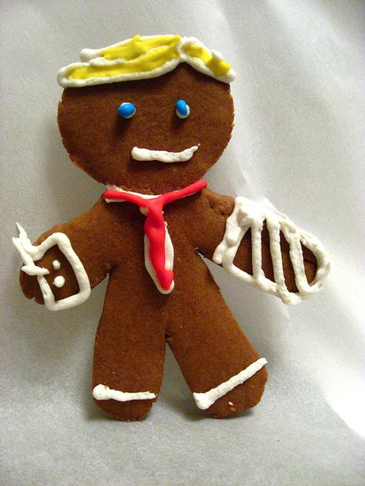 52 Weeks of Baking: Gingerbread