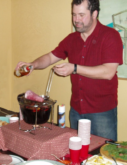 Feuerzangenbowle: Tongs of Fire Punch
