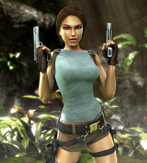 Tomb Raider Anniversary For The Wii: Geek Out All Over Again