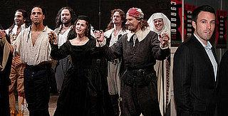 Ben Watches Radiant Jennifer's Broadway Premiere
