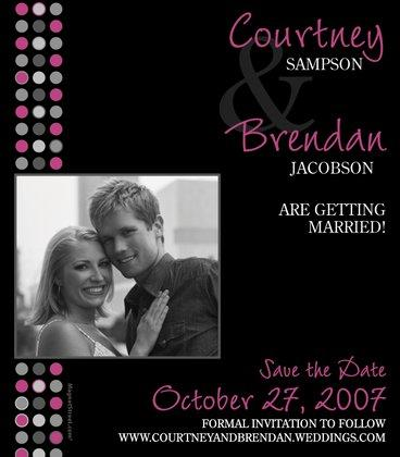 Ways To Save The Date