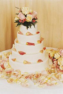 Come Party With Me: Wedding - Menu (Dessert)