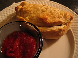 Take It Easy: Make Calzones For Dinner In 20 Minutes