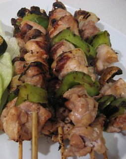Fast & Easy Dinner: Moroccan Chicken Kebabs
