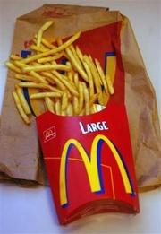 McDonald's Advertising Tricks Children's Tastebuds