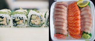 Would You Rather Eat Sushi Or Sashimi?