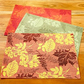 Off To Market Recap: Fall Placemats