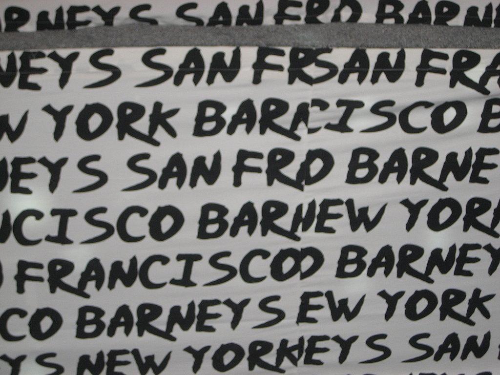 PartySugar Behind The Bash: Barneys SF Opening