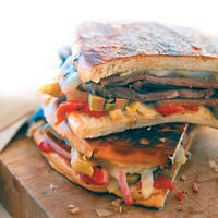 Fast & Easy Dinner: Spanish Grilled Sandwiches