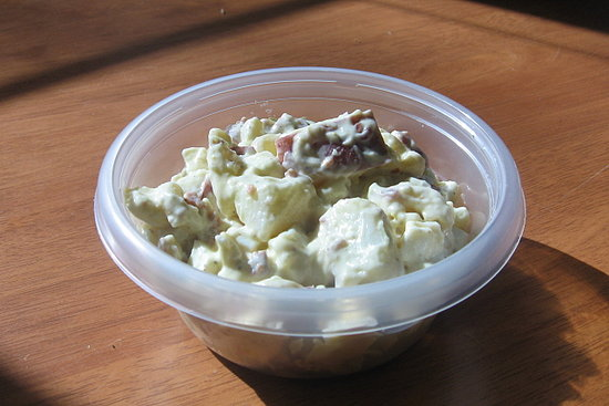Reader Recipe: Red Skinned Potato Salad