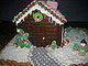The Lagito Cabin Gingerbread House